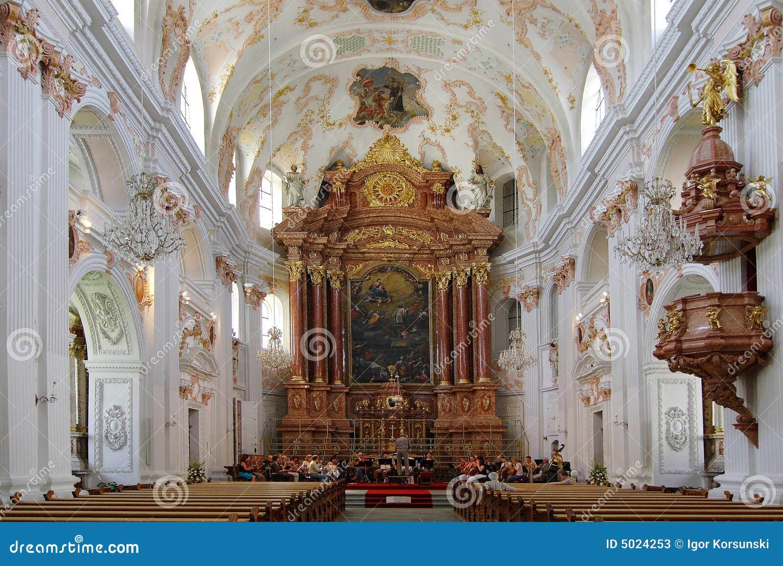 Kirche der Jesuite