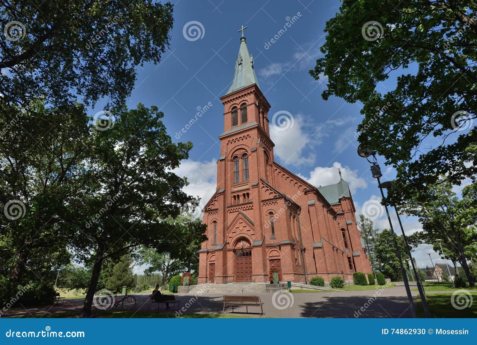 Kirche Finnlands Sipoo