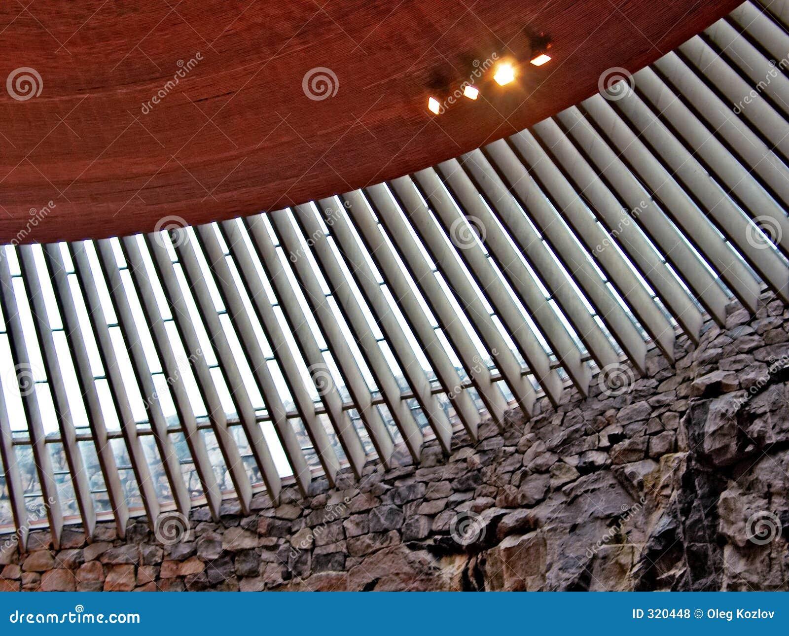 Kirche im Felsen