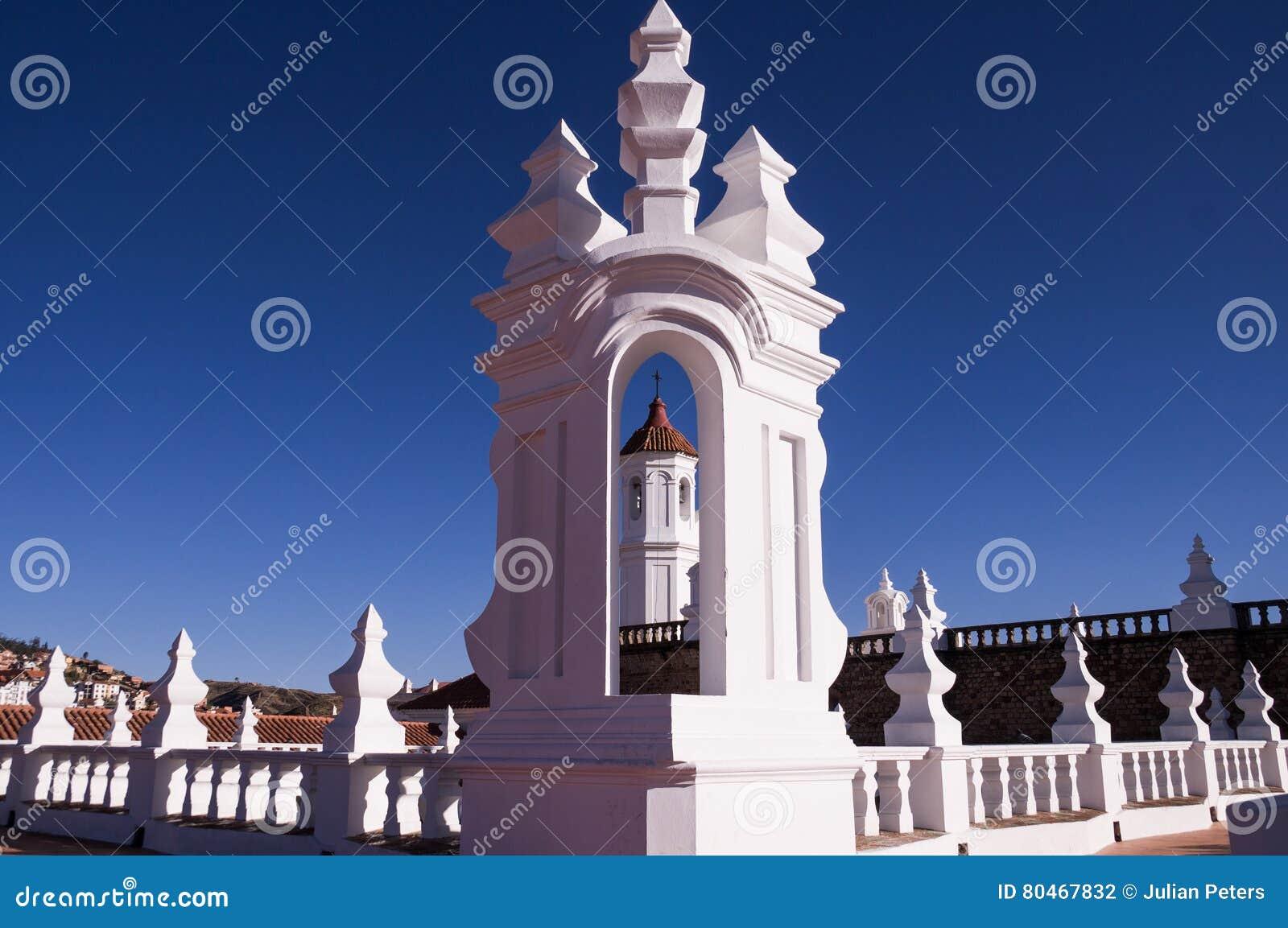 Kirche Sans Felipe Neri in Sucre