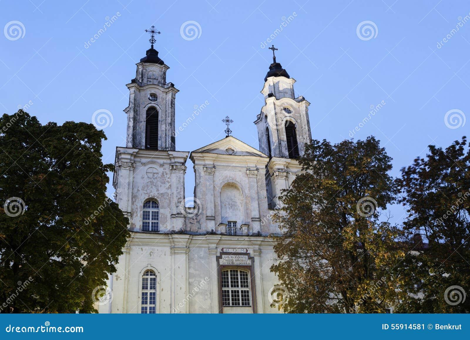 Kirche von St. Francis Xavier