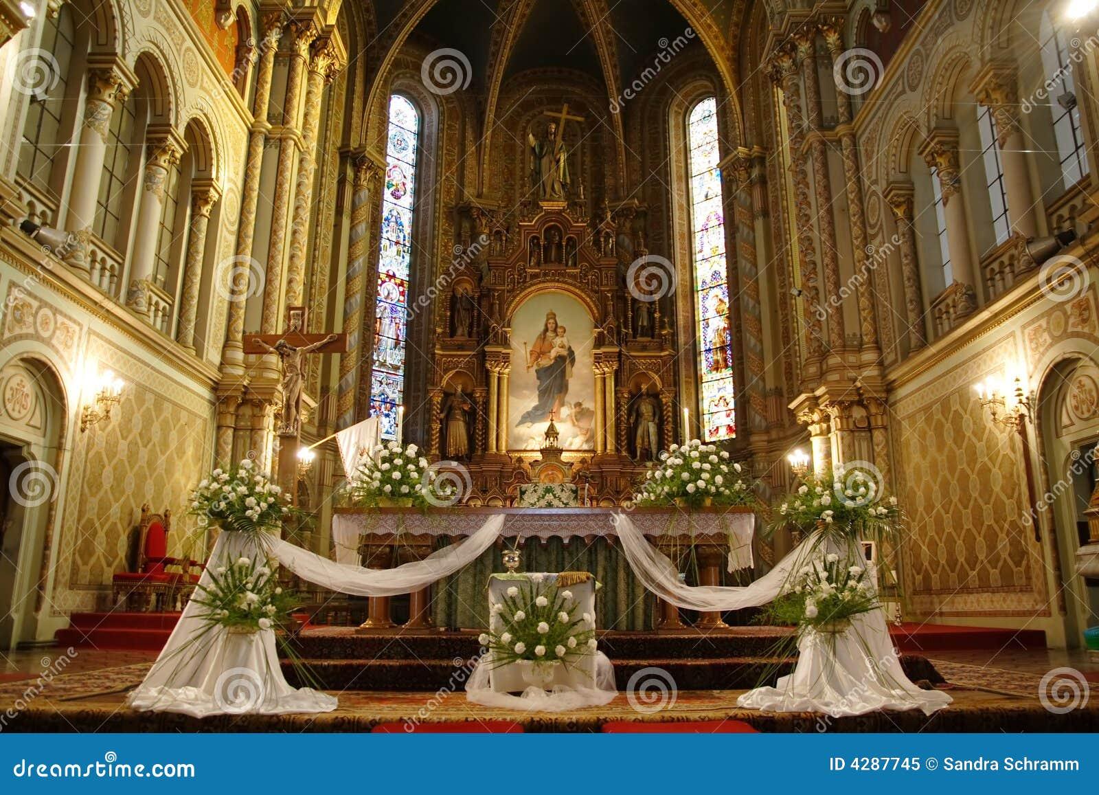 Kircheinnenraum