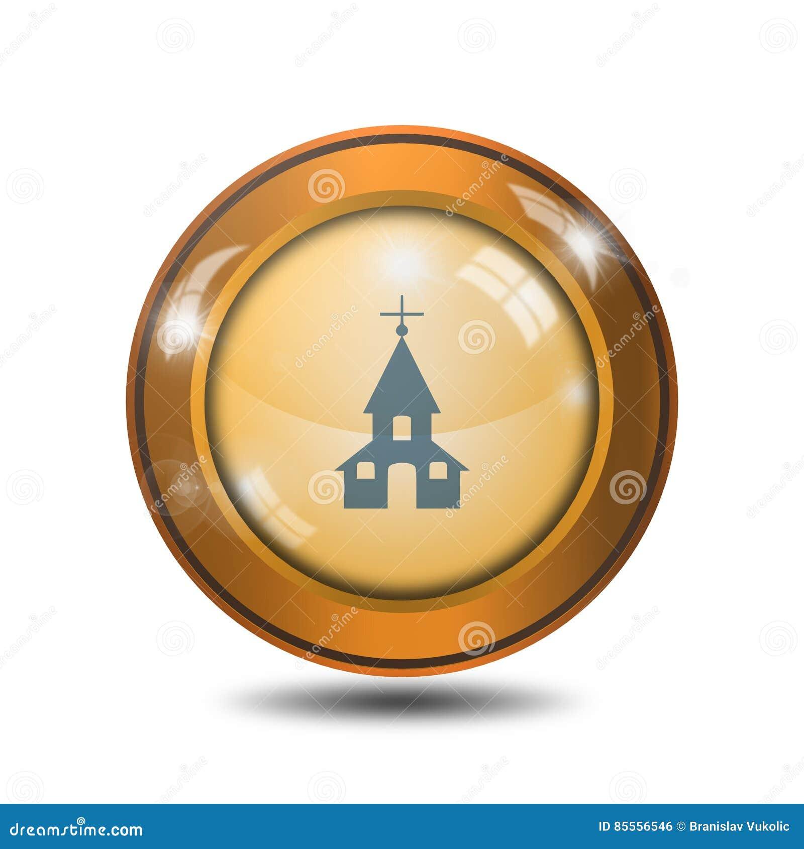 Kirchenikone, Zeichen, Illustration