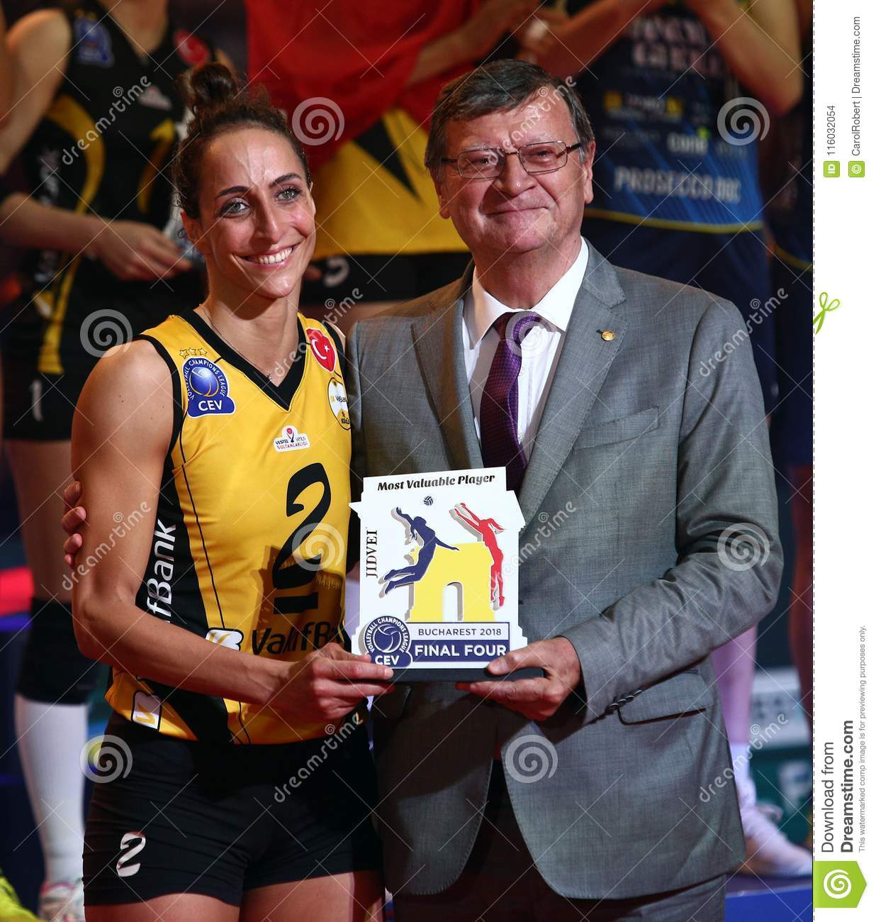 VakifBank ISTANBUL WINS CEV VOLLEYBALL WOMEN CHAMPIONS LEAGUE 2018