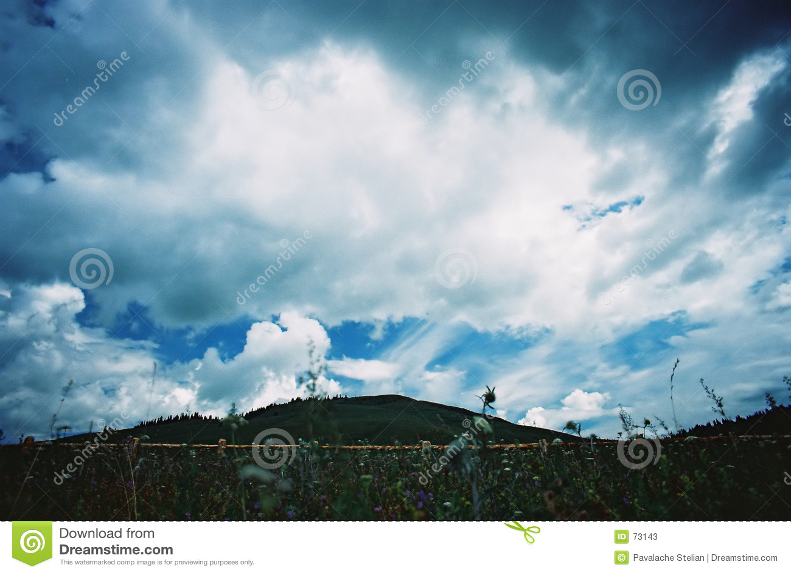 Kirghizian ουρανός