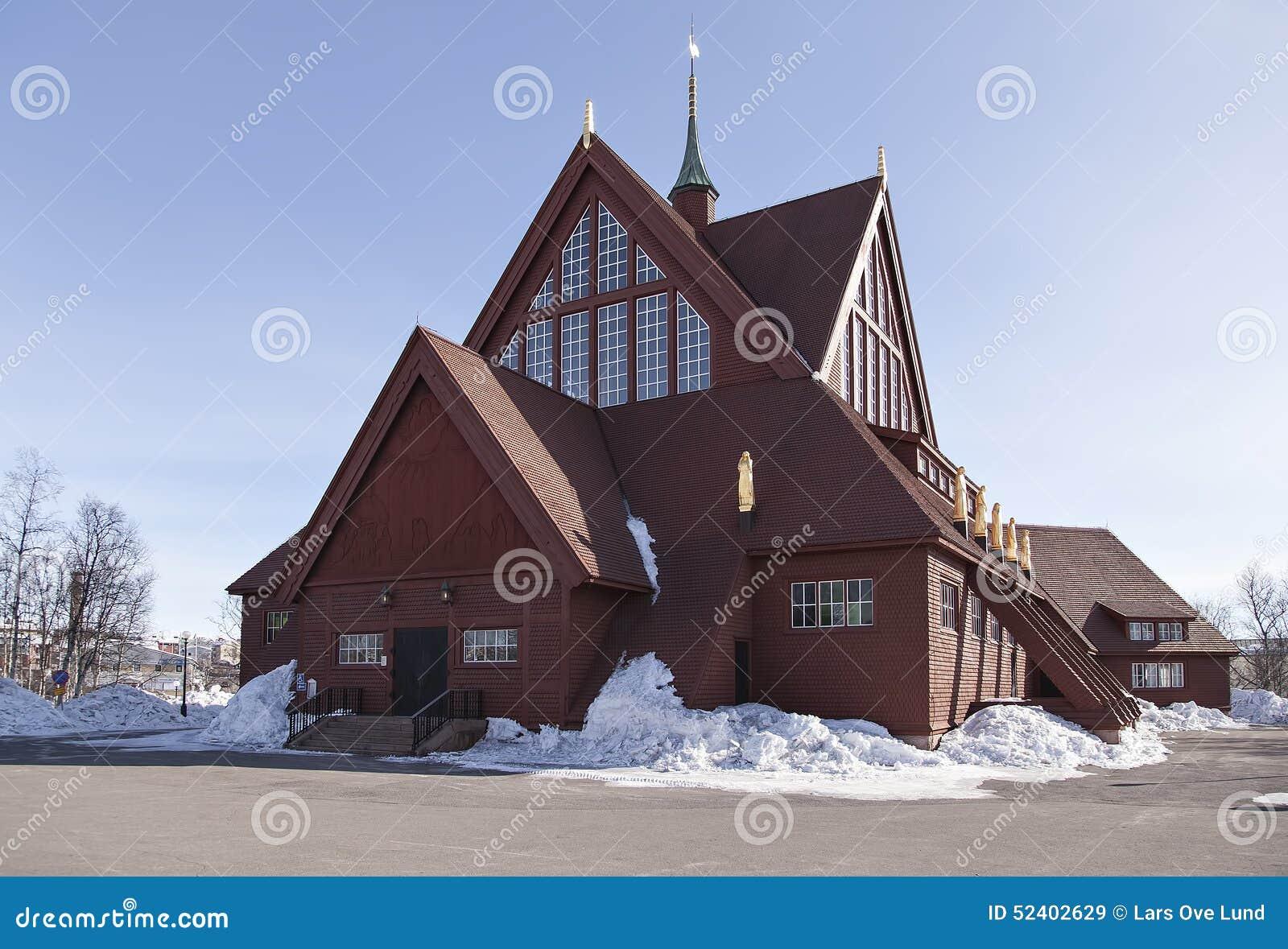 Kiruna-Kirche