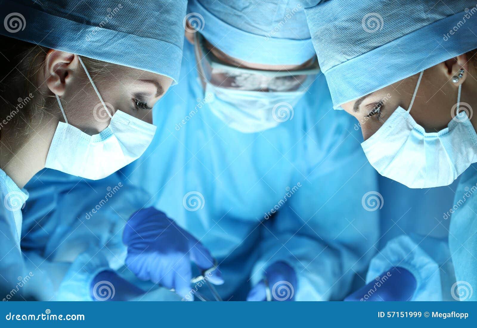 Kirurgi- och nödlägebegrepp