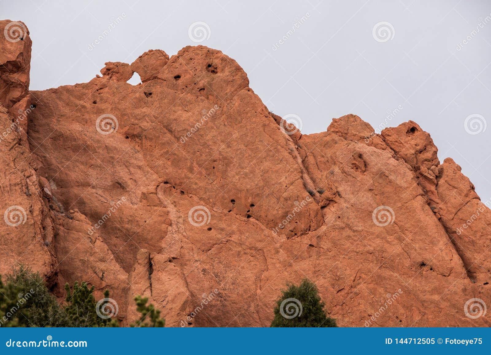 Kissing Camels Colorado Springs Garden Of The Gods Rocky