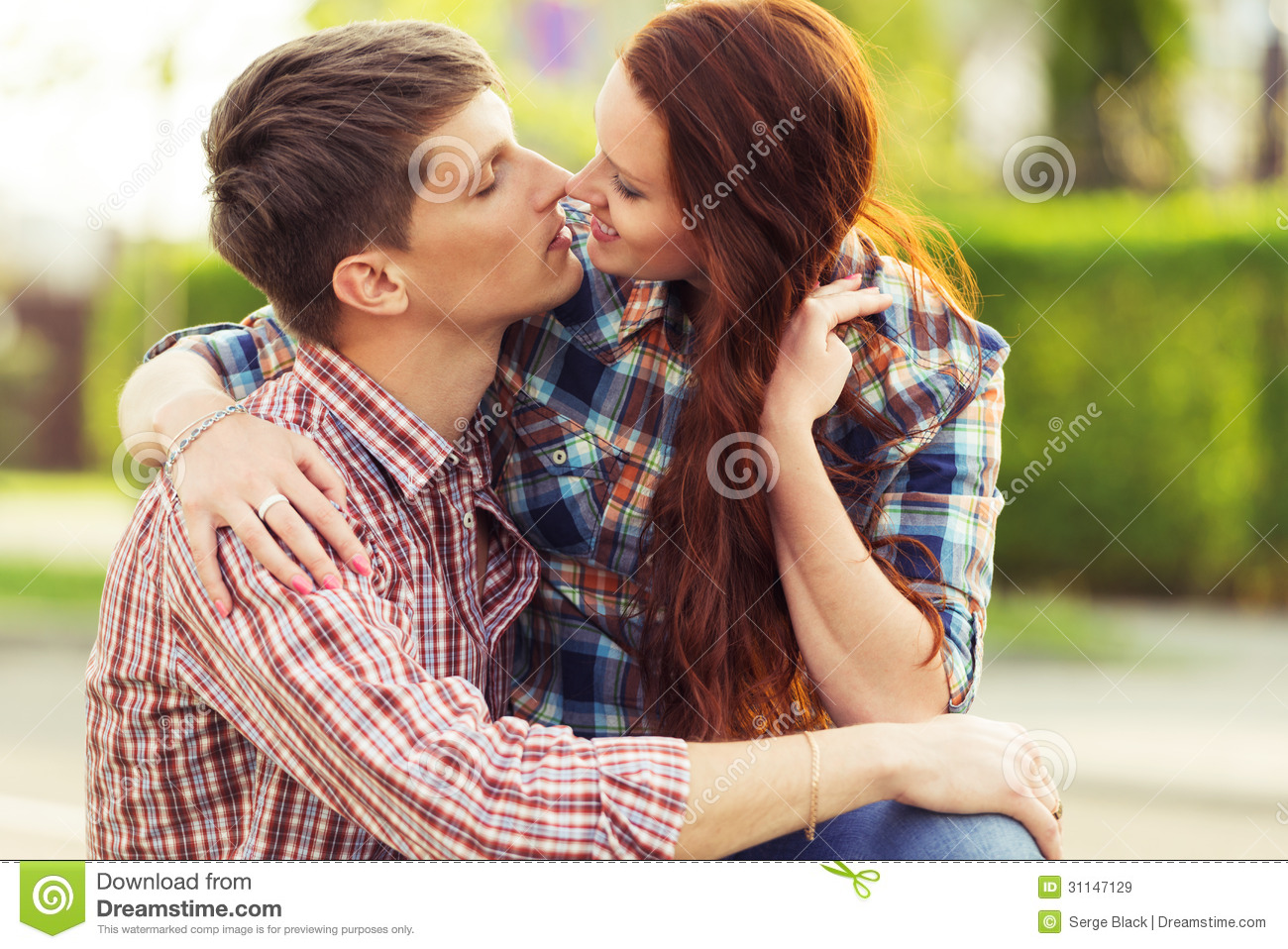 lovely couple kissing stock photos 2 576 images