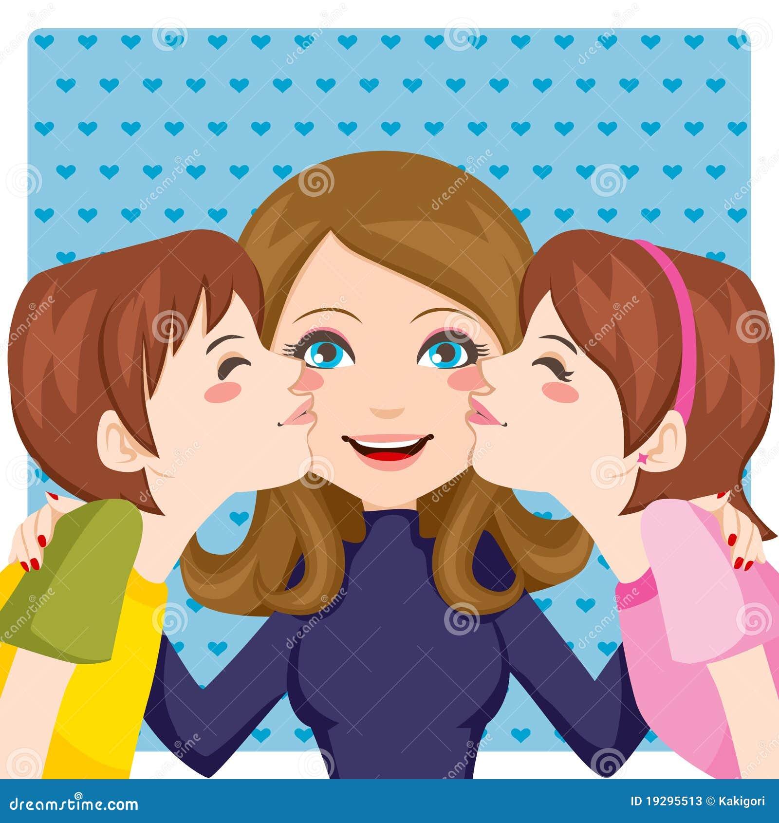 Mom kissing pics