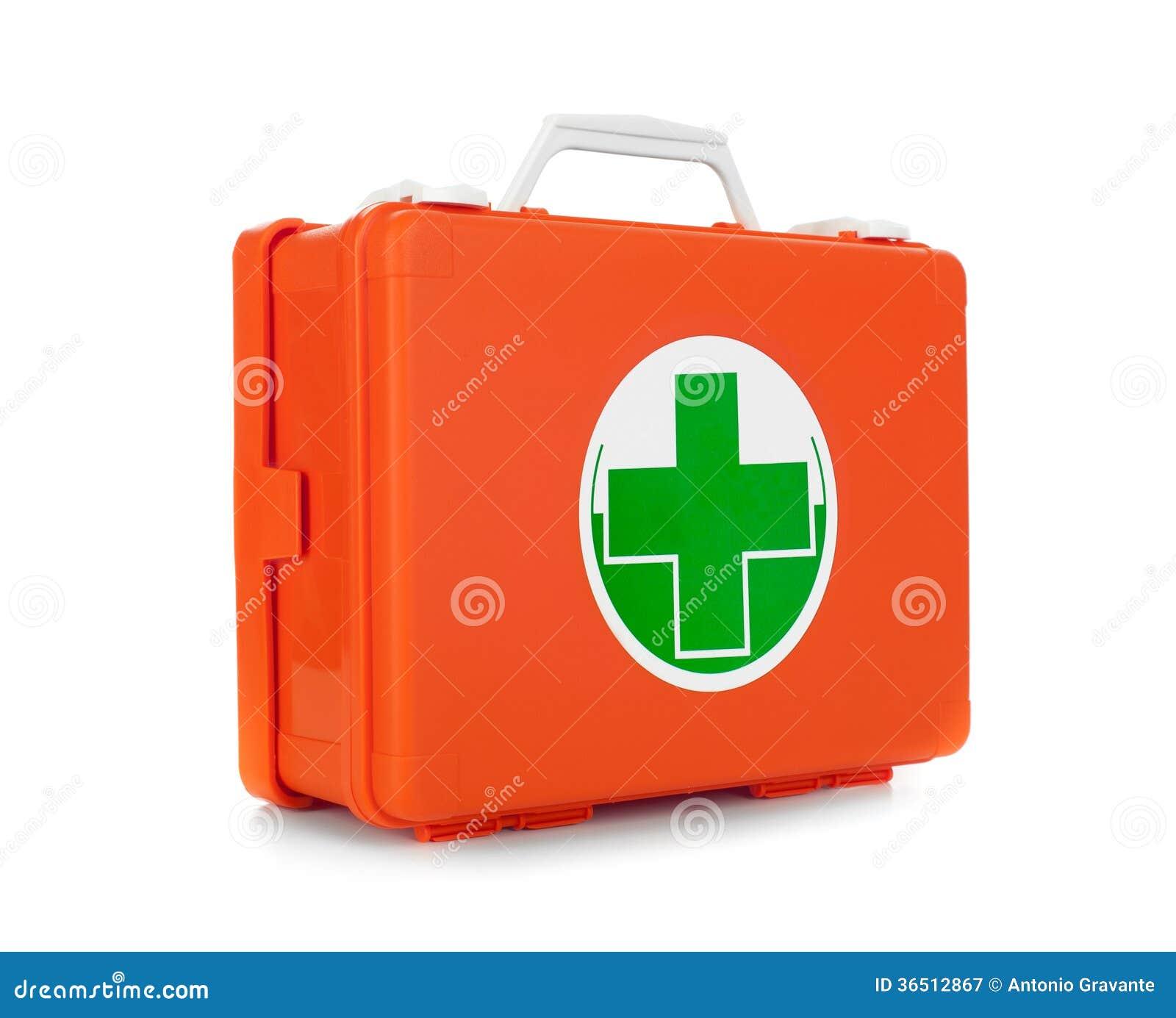 Kit de premiers secours