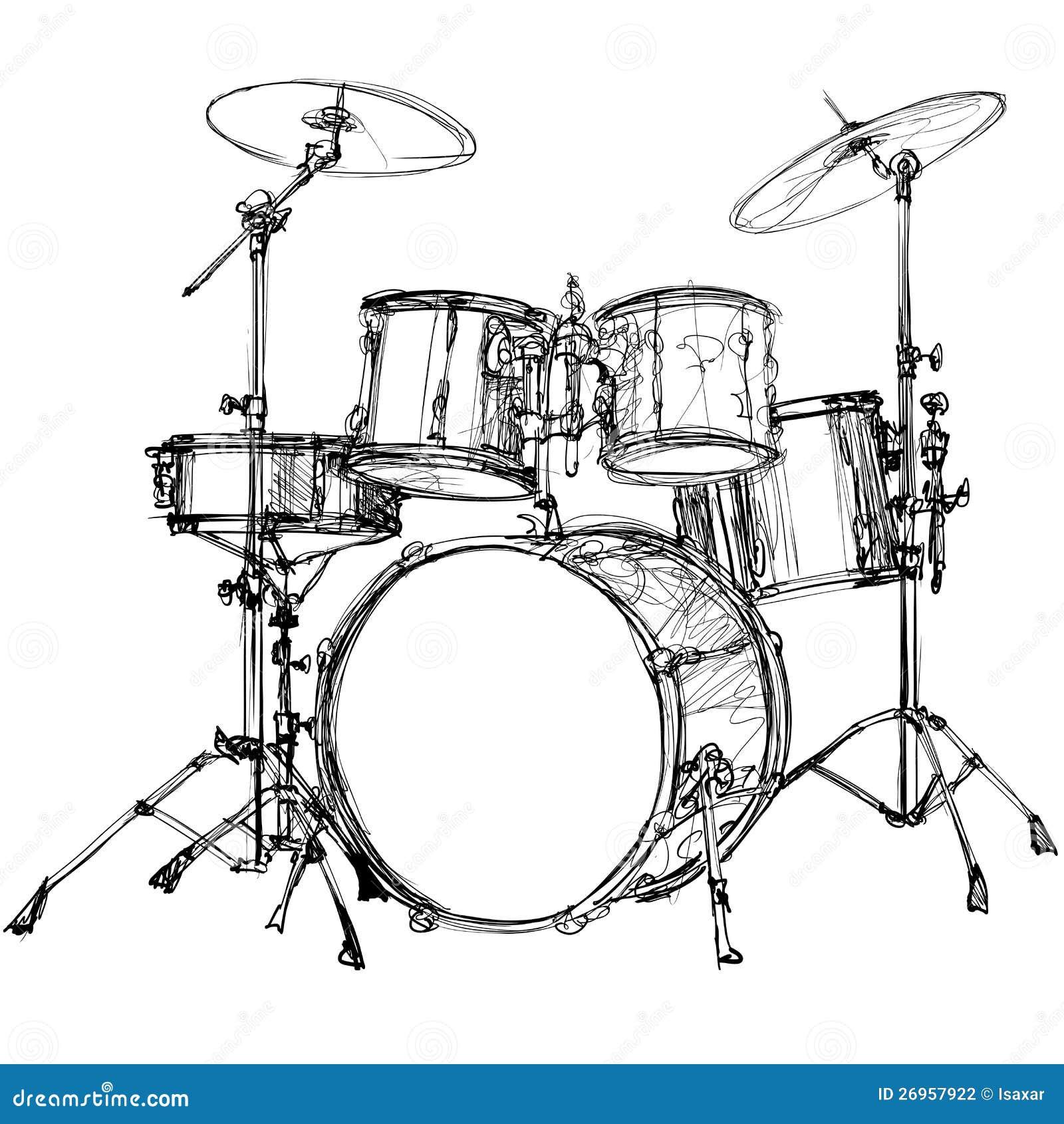 Kit del tamburo