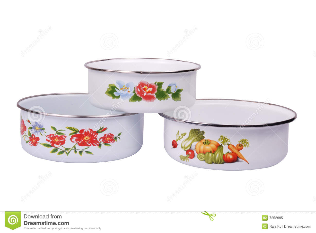Kitchen Bowl Royalty Free Stock Photo Image 7252995