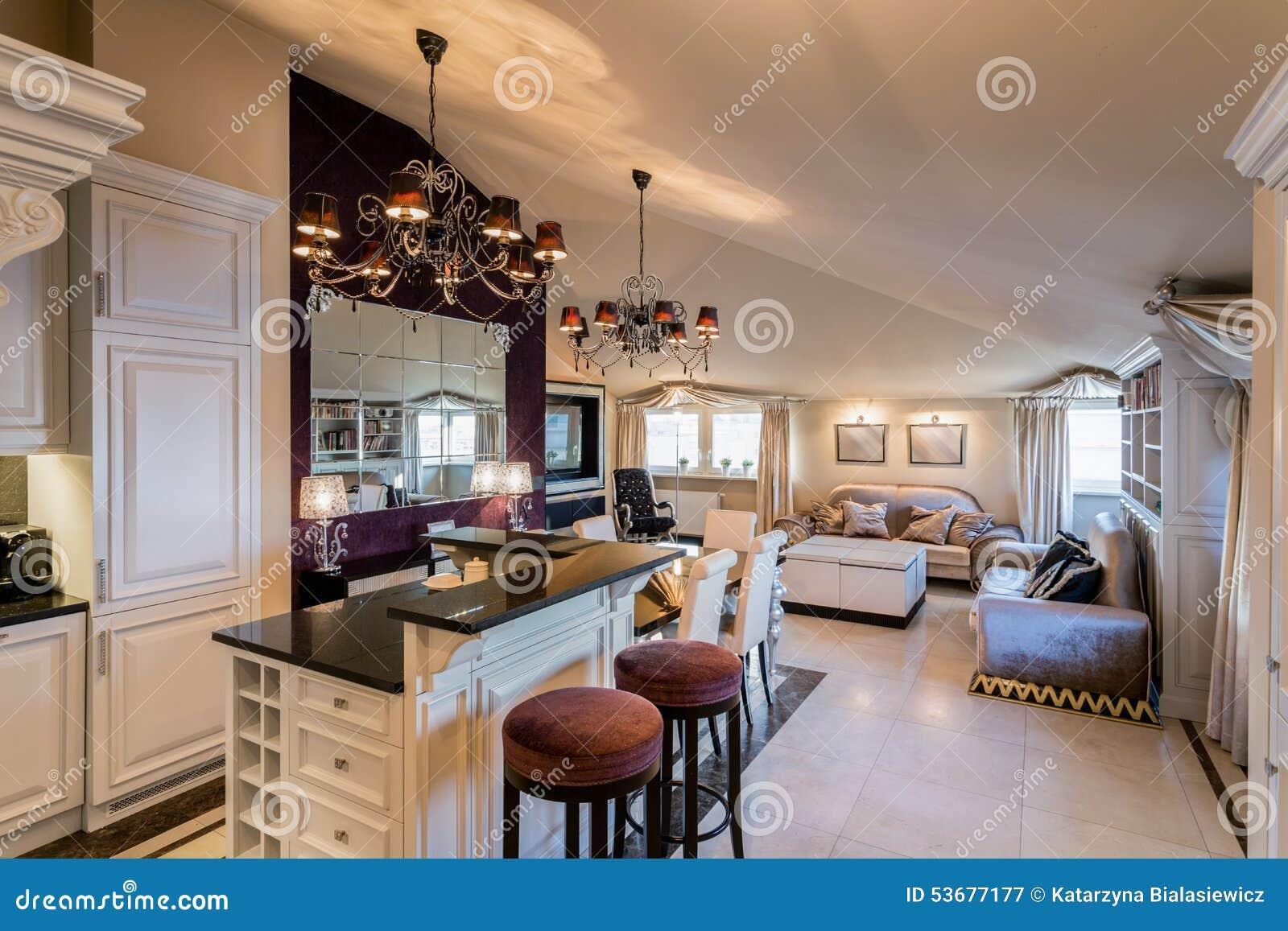 Living Room Editorial Fashion