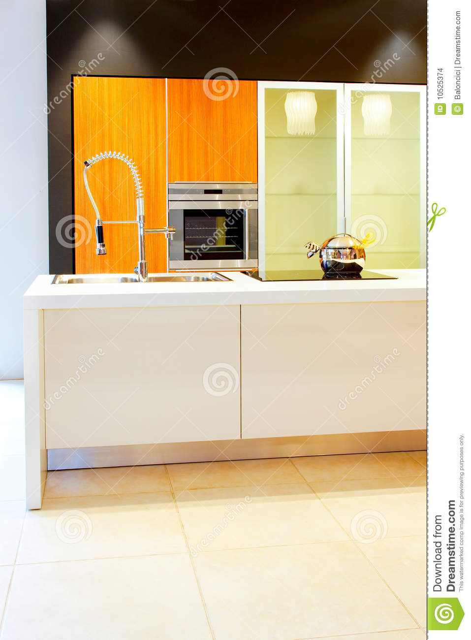 Kitchen Counter Stock Images Image 10525374