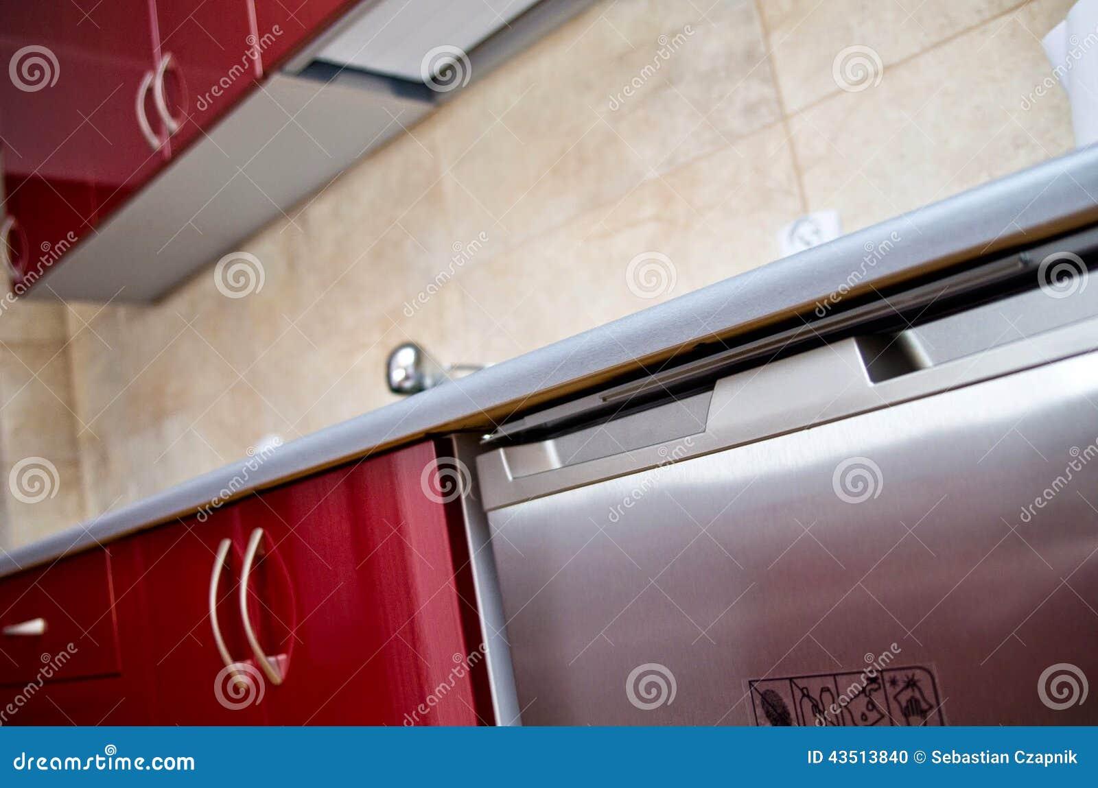 Kitchen Countertop Detail Stock Photo Image 43513840