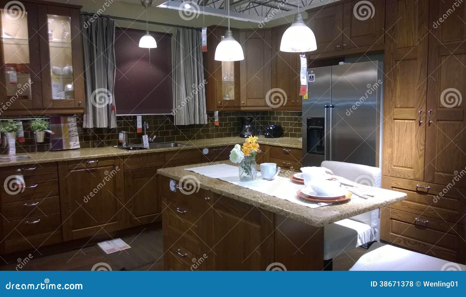 Kitchen Design Editorial Stock Photo Image 38671378