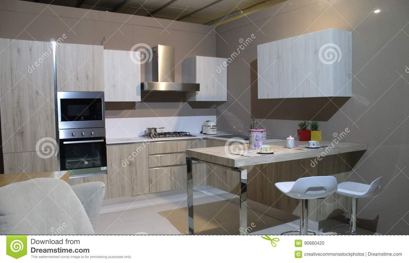Kitchen Diner In Small Apartment Picture Image 90660420