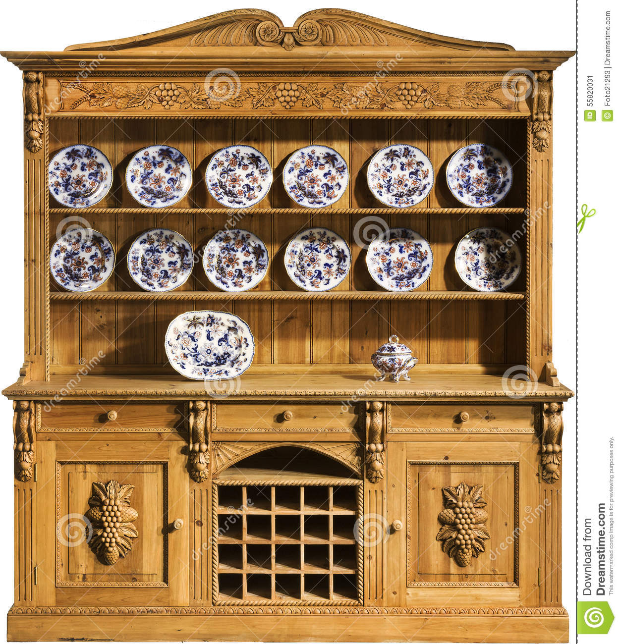 Antique Dresser Kitchen ...