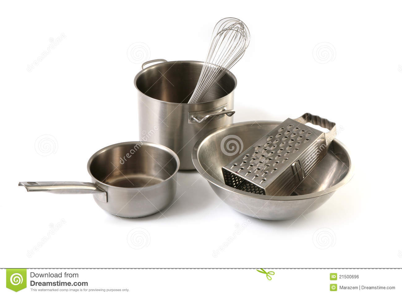 Kitchen Equipment Royalty Free Stock Image Image 21500696