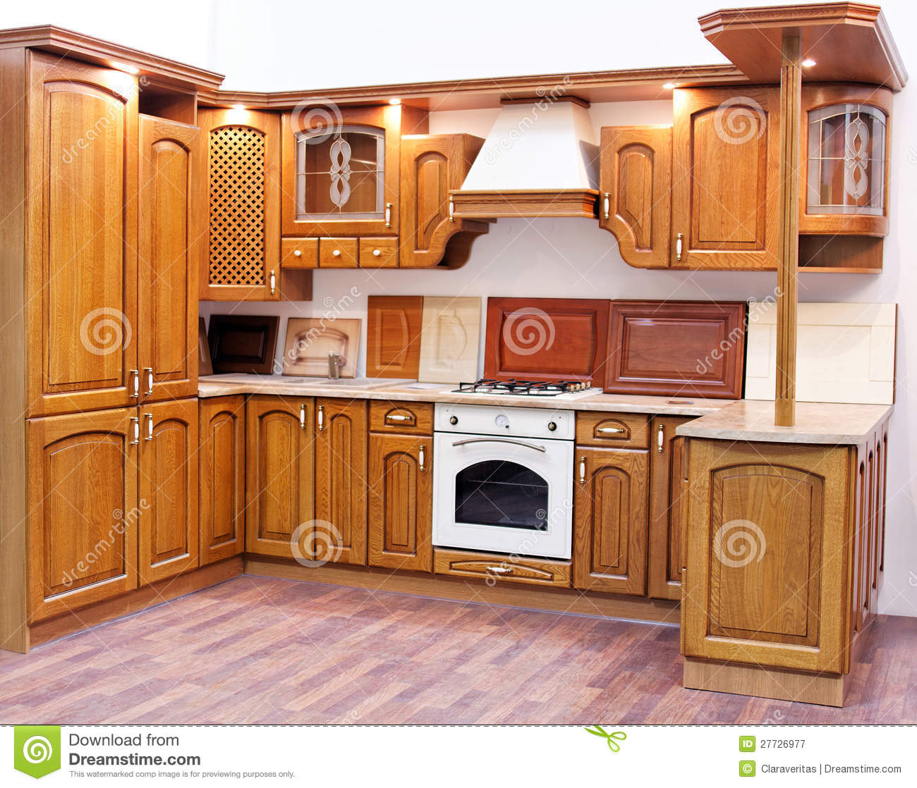 Kitchen Furniture Royalty Free Stock Photography Image 27726977
