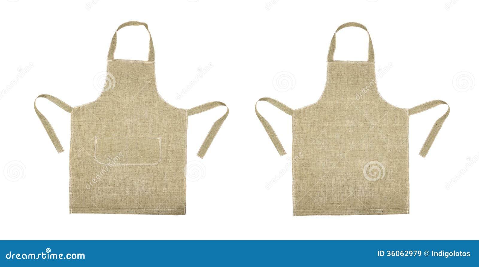 White apron kitchen - Kitchen Gray Apron Front And Back View