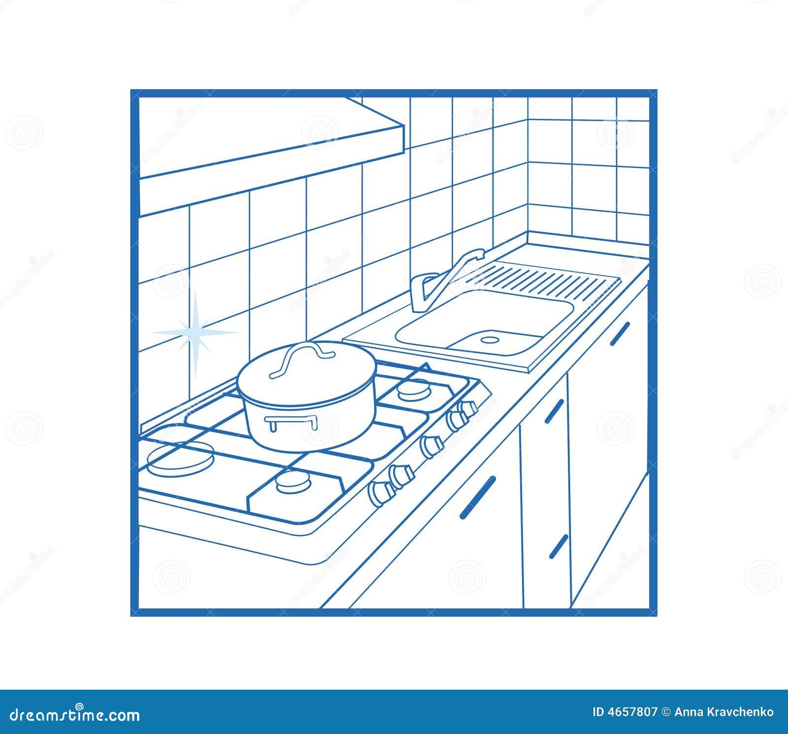 Sparkling Clean Kitchen: Clean Kitchen