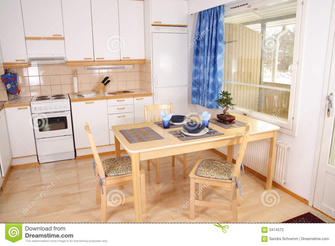 Kitchen Interior Detail Stock Photography Image 5414572