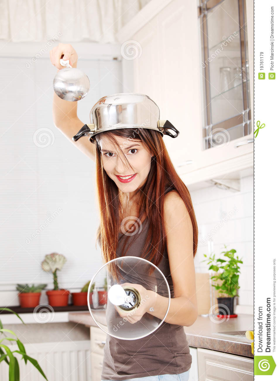 Kitchen Knight Royalty Free Stock Images - Image: 19761179