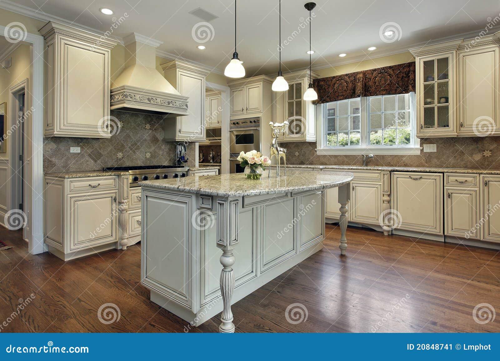 Granite Home Island Kitchen ...