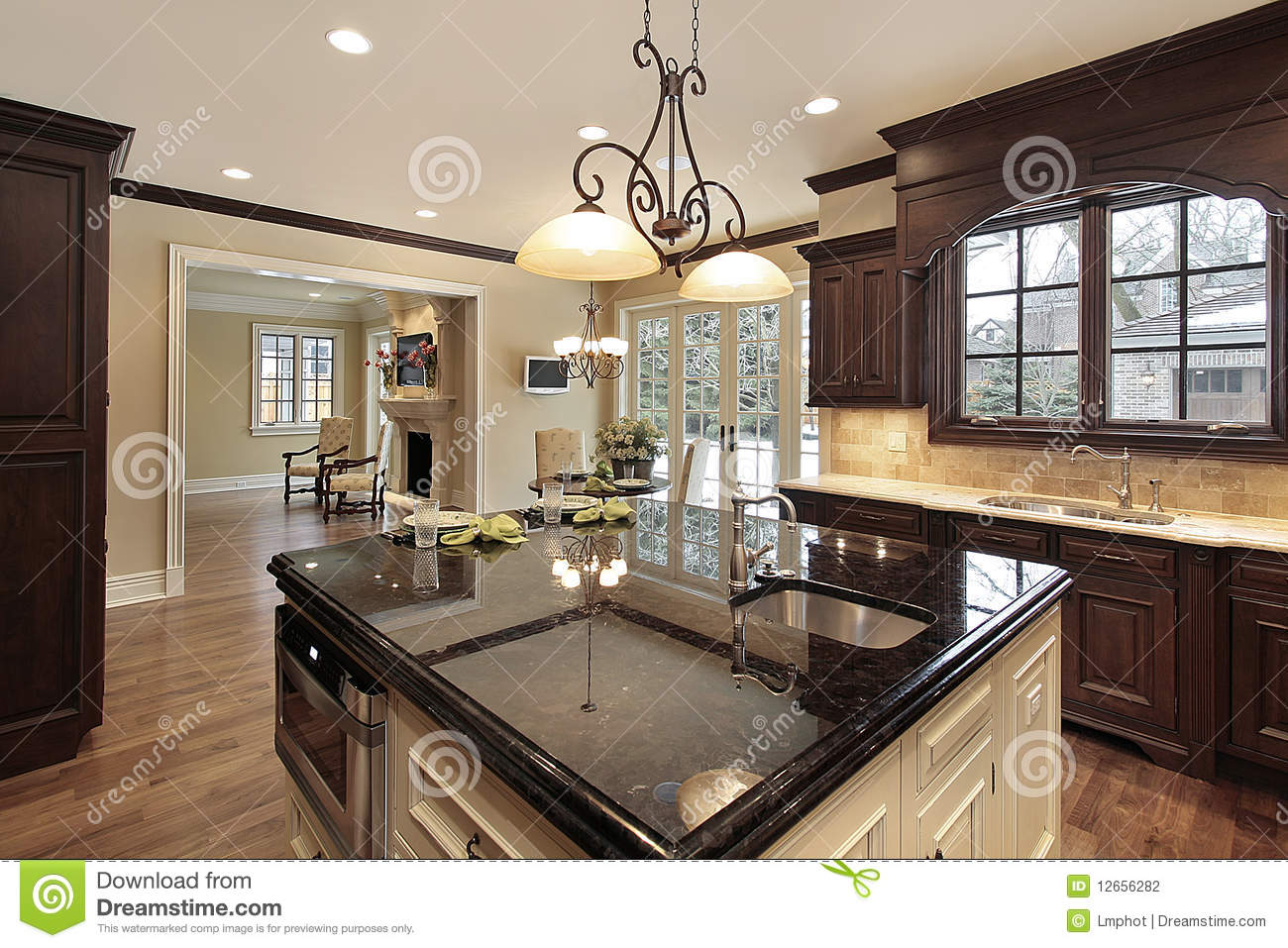 How Big Of Kitchen For An Island