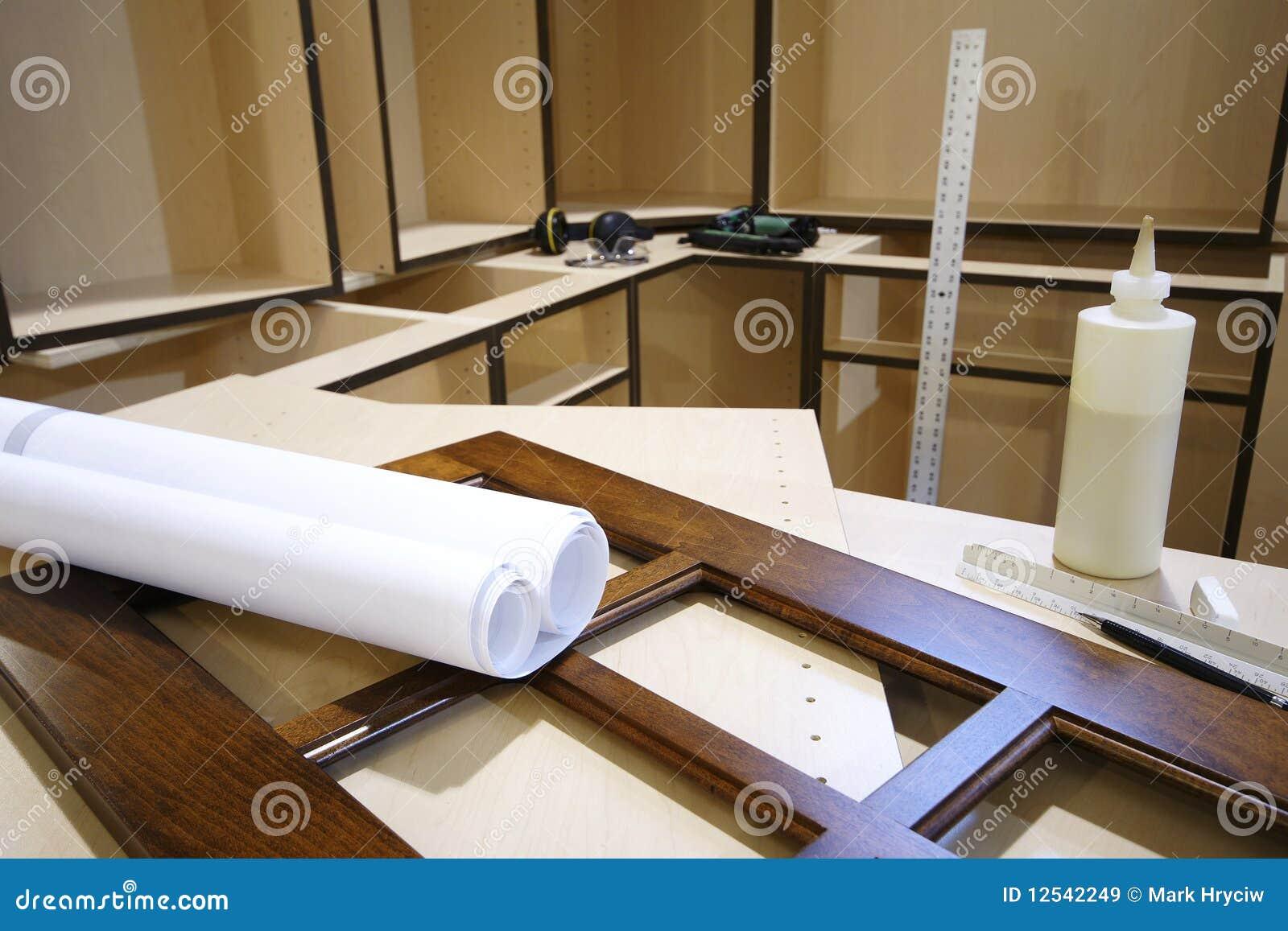 Kitchen Manufacturing Design