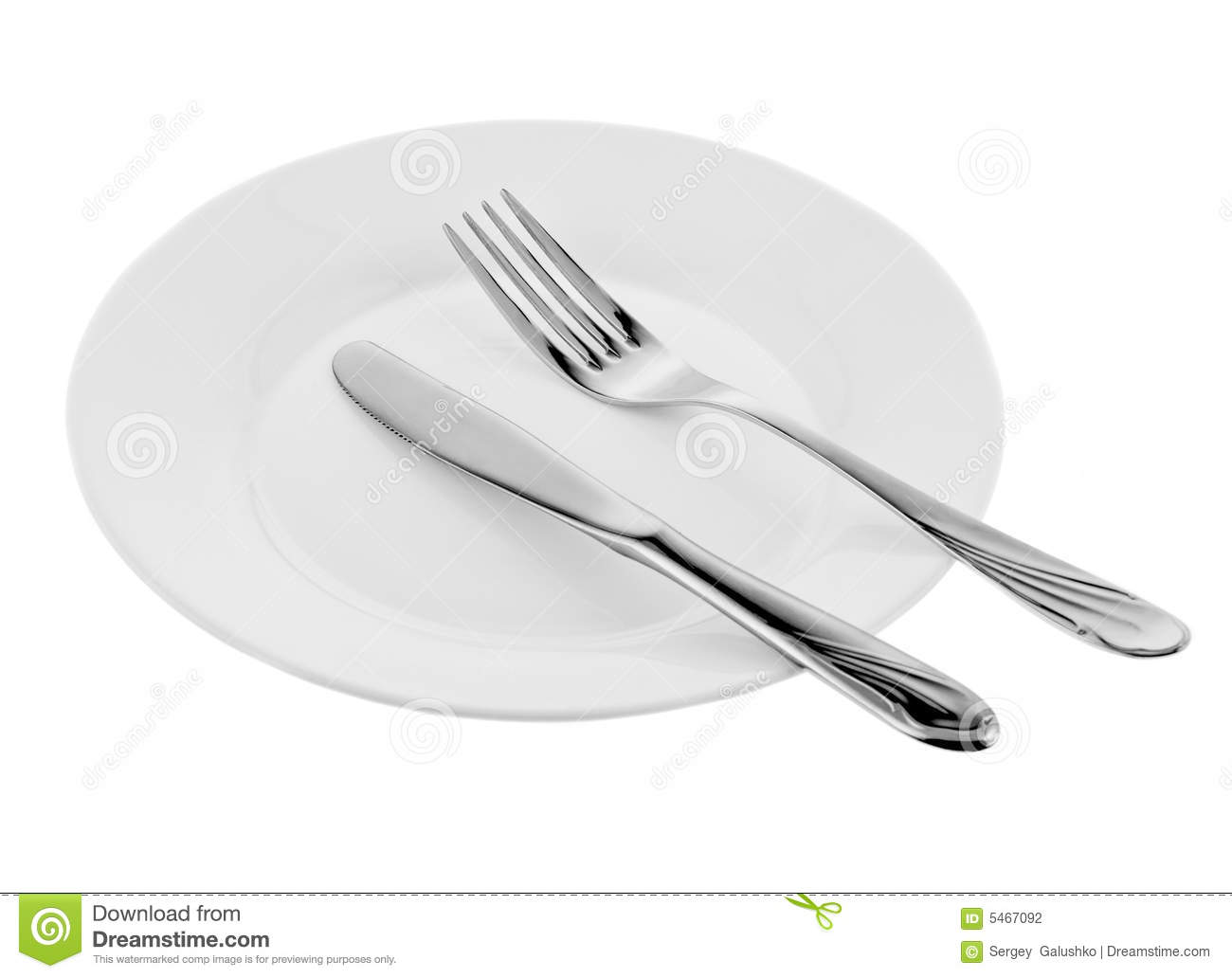 kitchen object fork and knife stock photography image forks and knives clipart clipart best