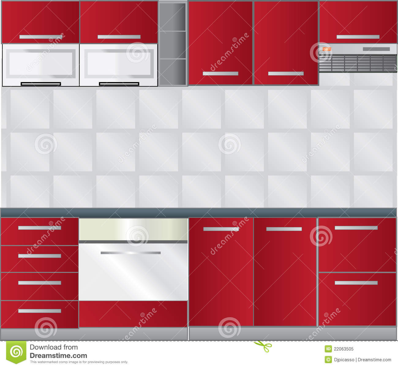 Kitchen Room Royalty Free Stock Photo - Image: 22063505