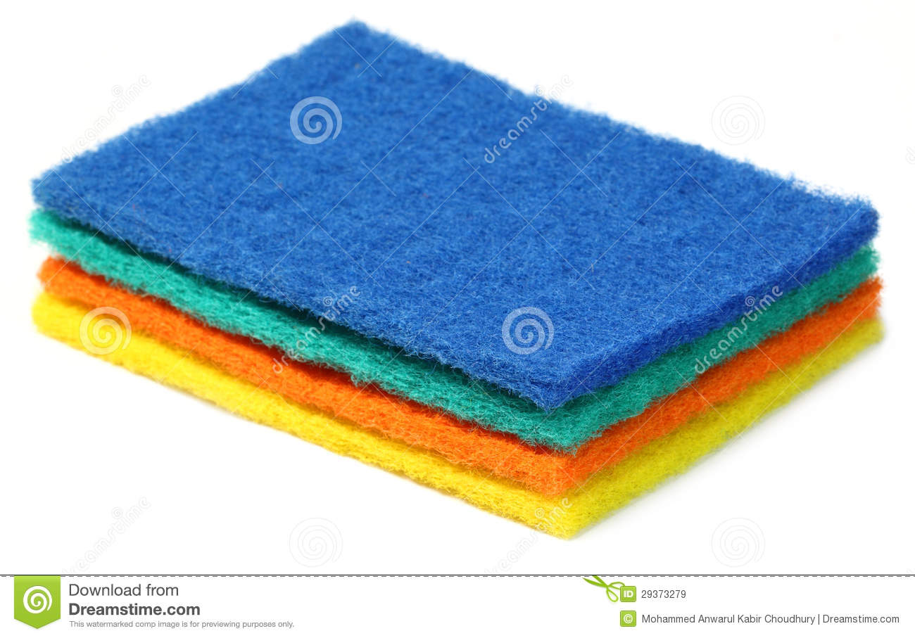 Kitchen Scrubber Royalty Free Stock Images - Image: 29373279