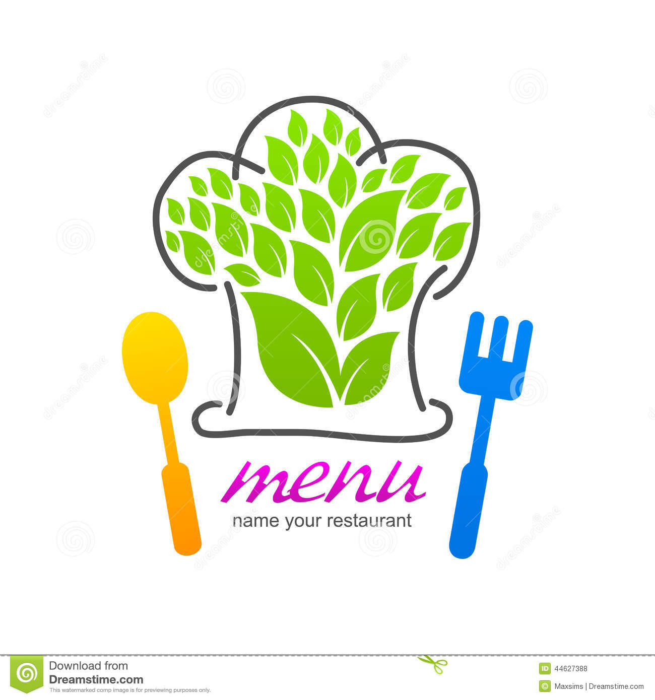 Kitchen Set Of Business Logo Icon Stock Vector