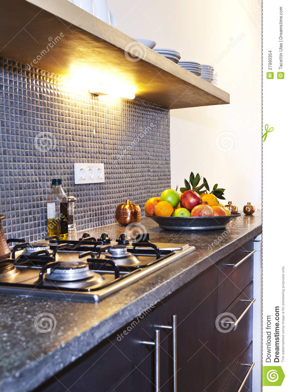 Kitchen setup stock images image 27990354 for Kitchen setup