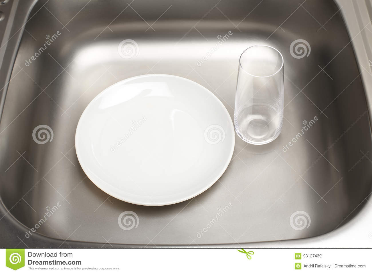 How To Clean A White Kitchen Sink