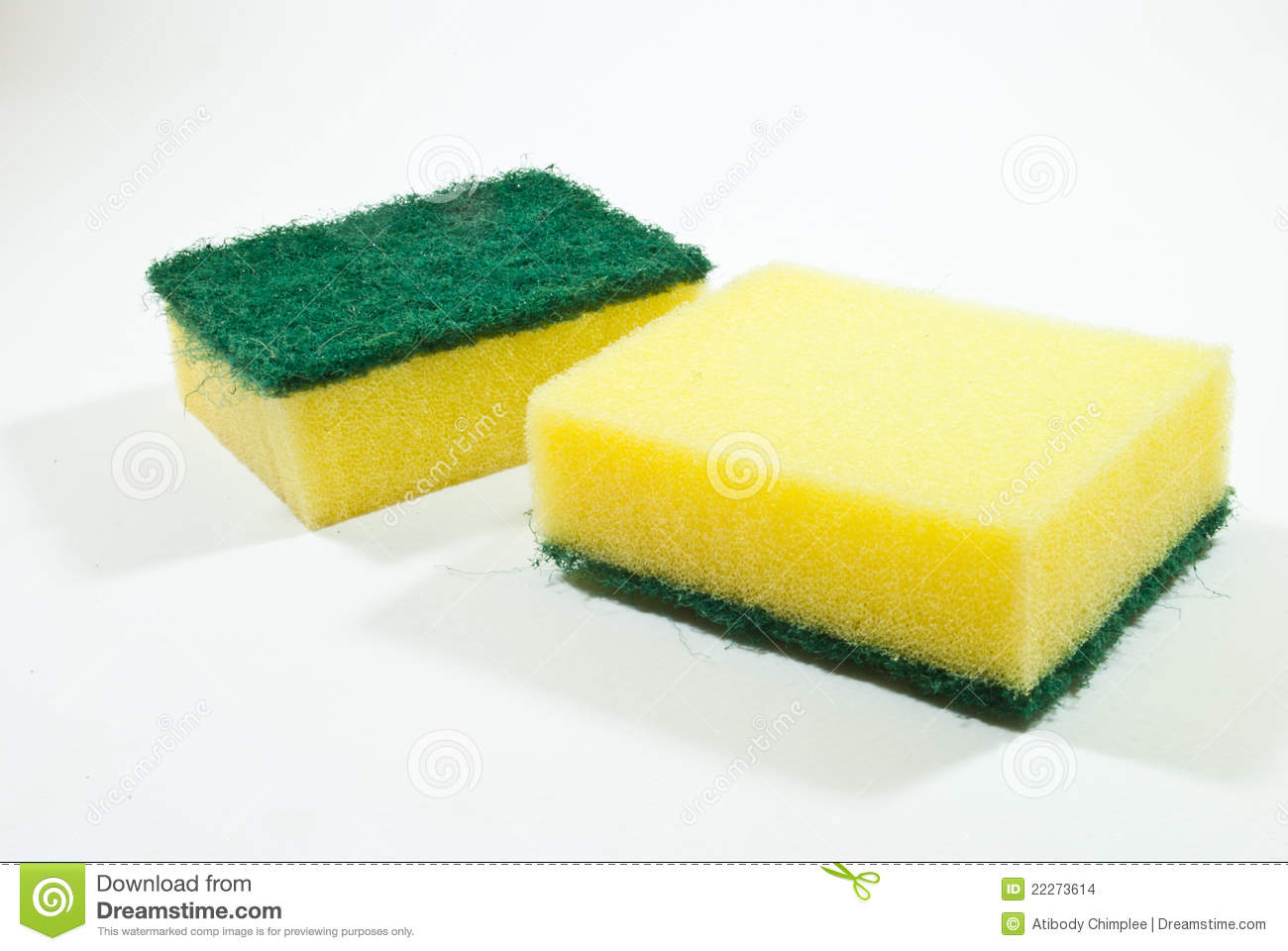 Kitchen sponge stock photo. Image of house, fresh, clean - 22273614