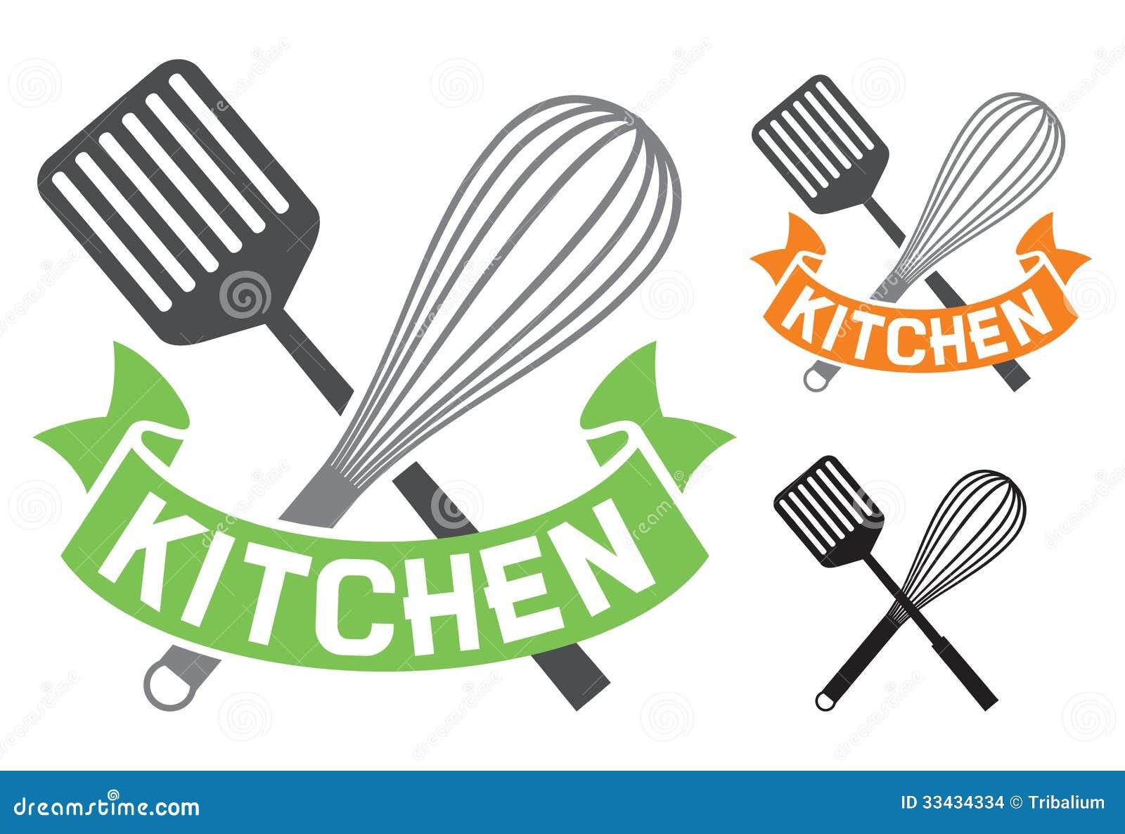 Kitchen Symbol Stock Images Image 33434334