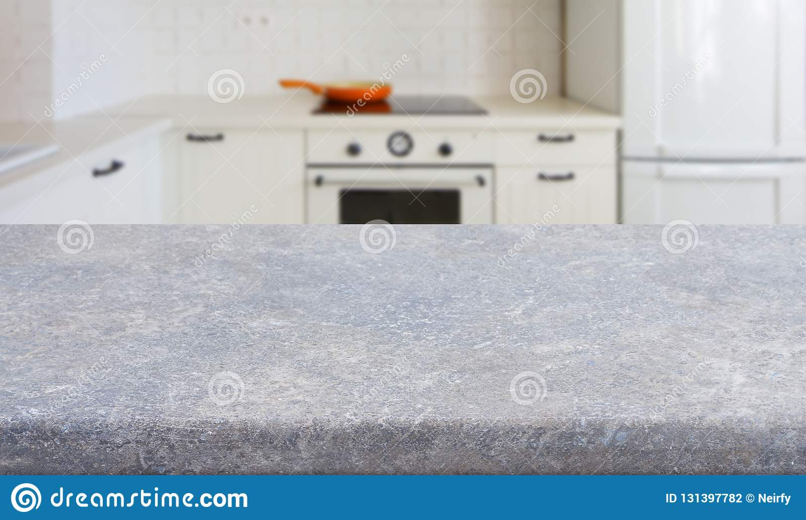 Kitchen table top stock photo. Image of desk, brown   9