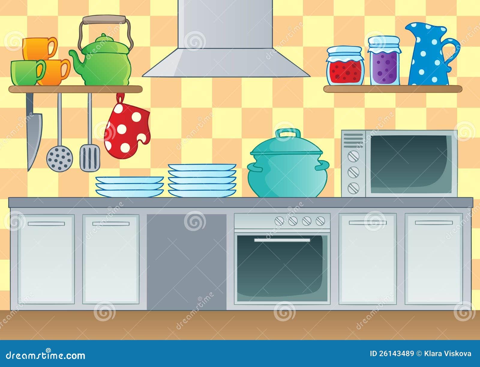 Kitchen theme image 1