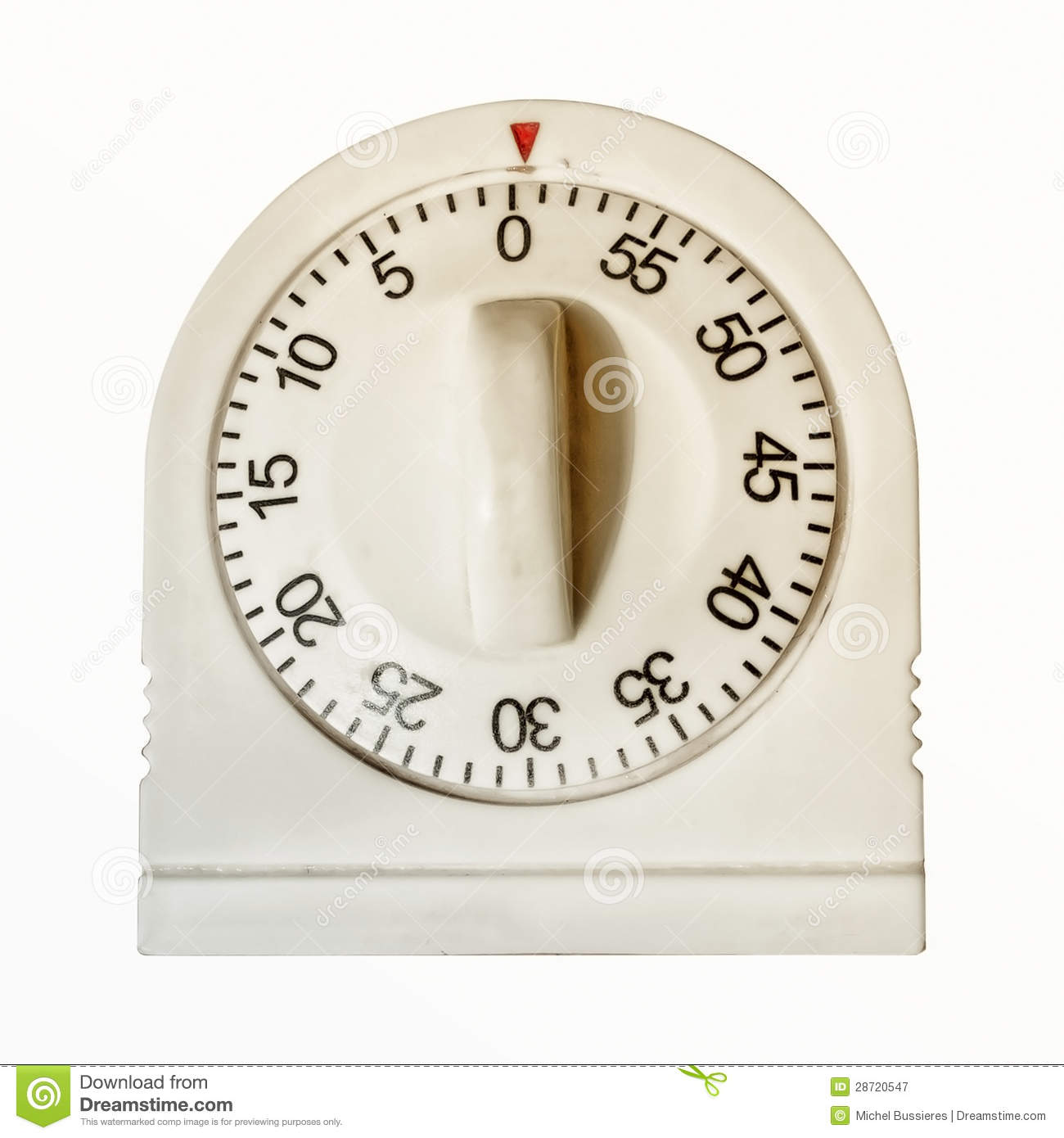 Kitchen Timer Royalty Free Stock Photography - Image: 28720547