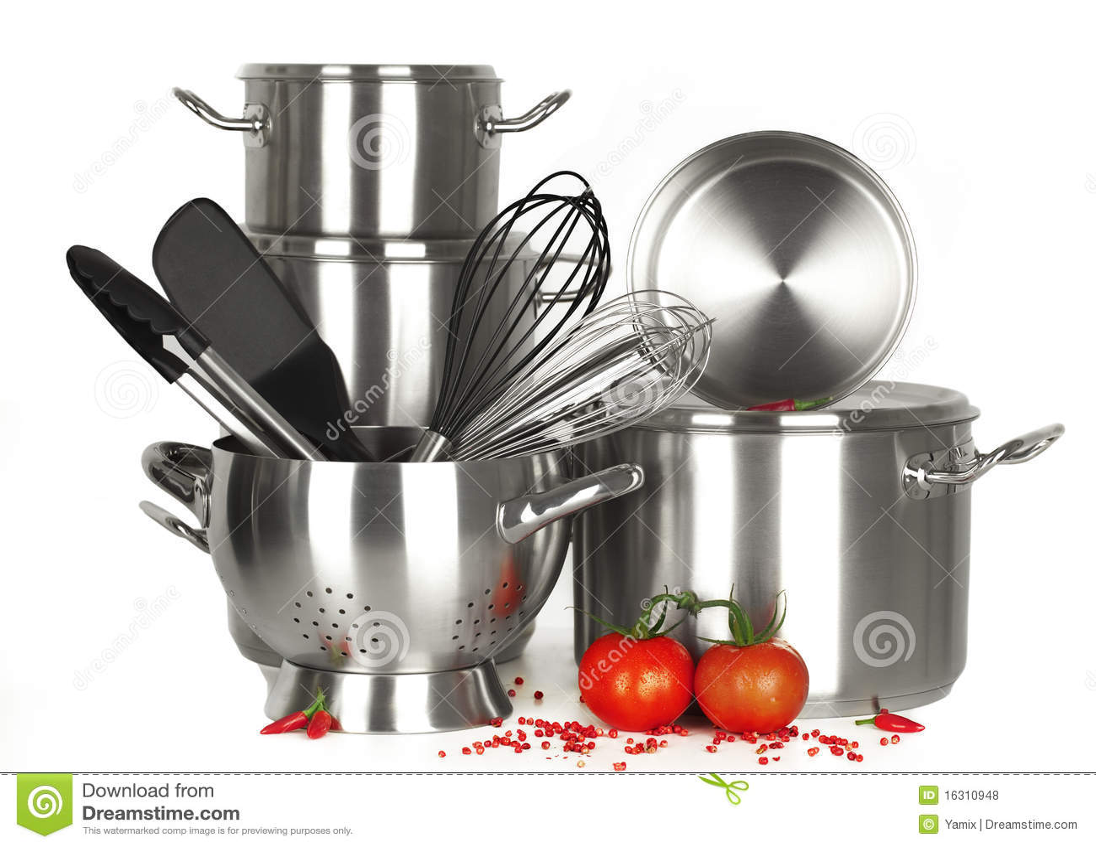 Kitchen Tools Royalty Free Stock Photos Image 16310948