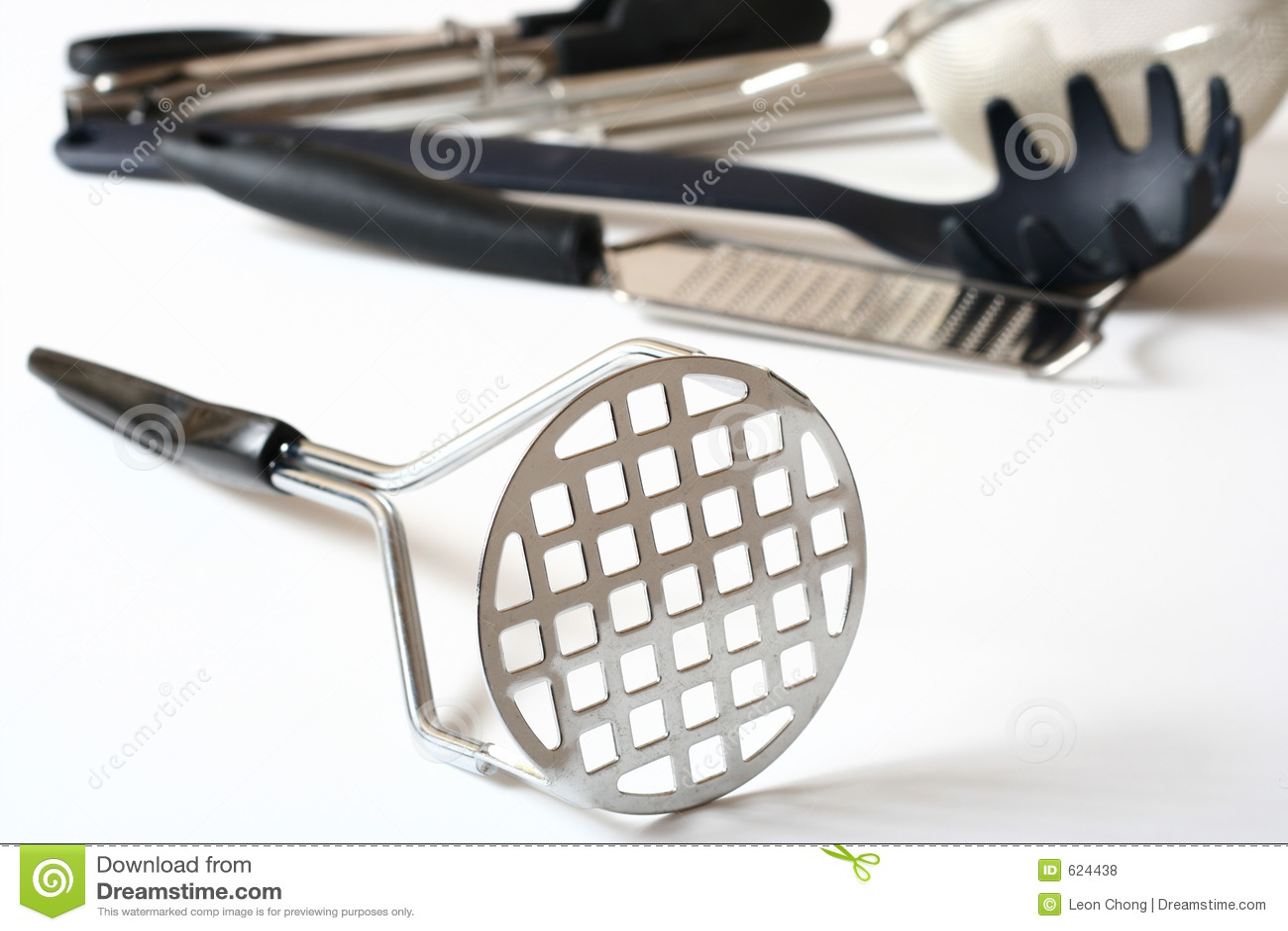 Kitchen Utensil Potato Masher