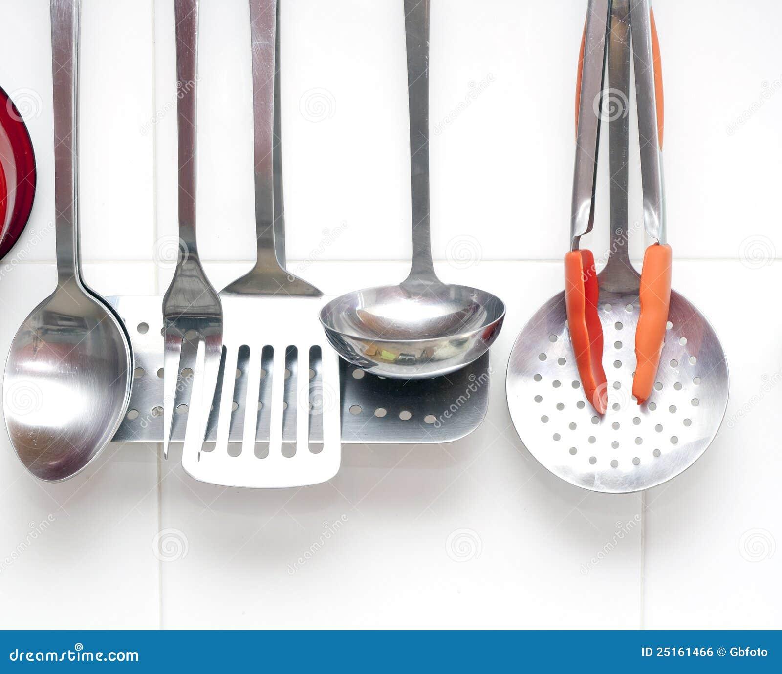 Dream Kitchen Utensils: Kitchen Utensils Royalty Free Stock Image