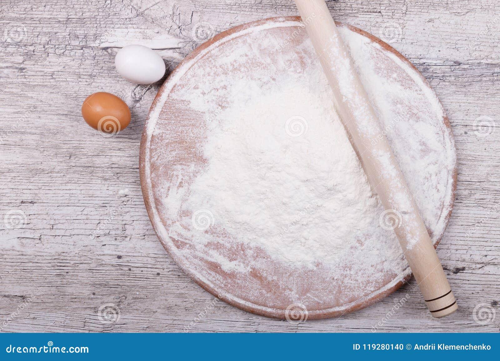 Kitchen utensils for bakery