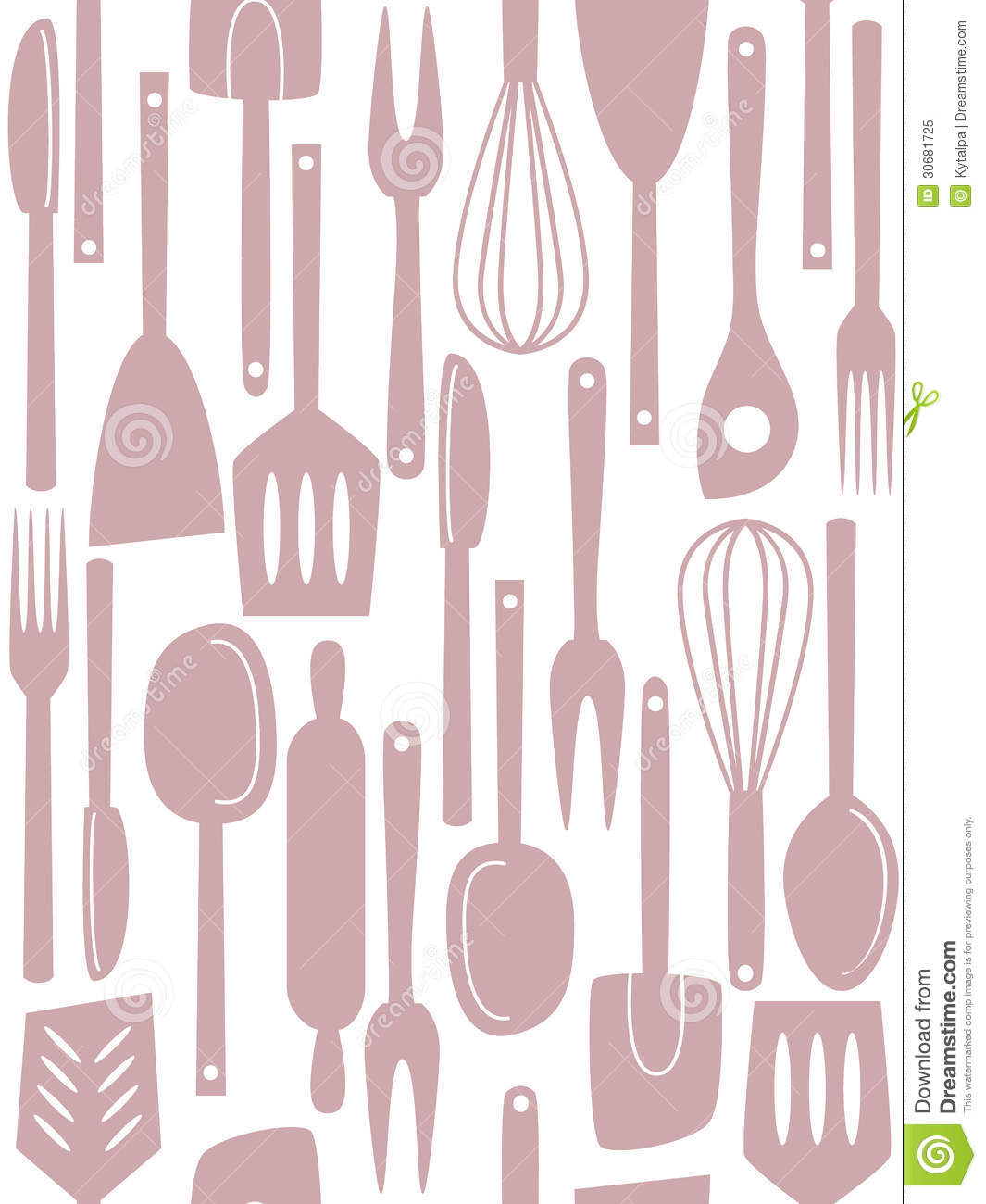 Kitchen Cooking Utensils Set