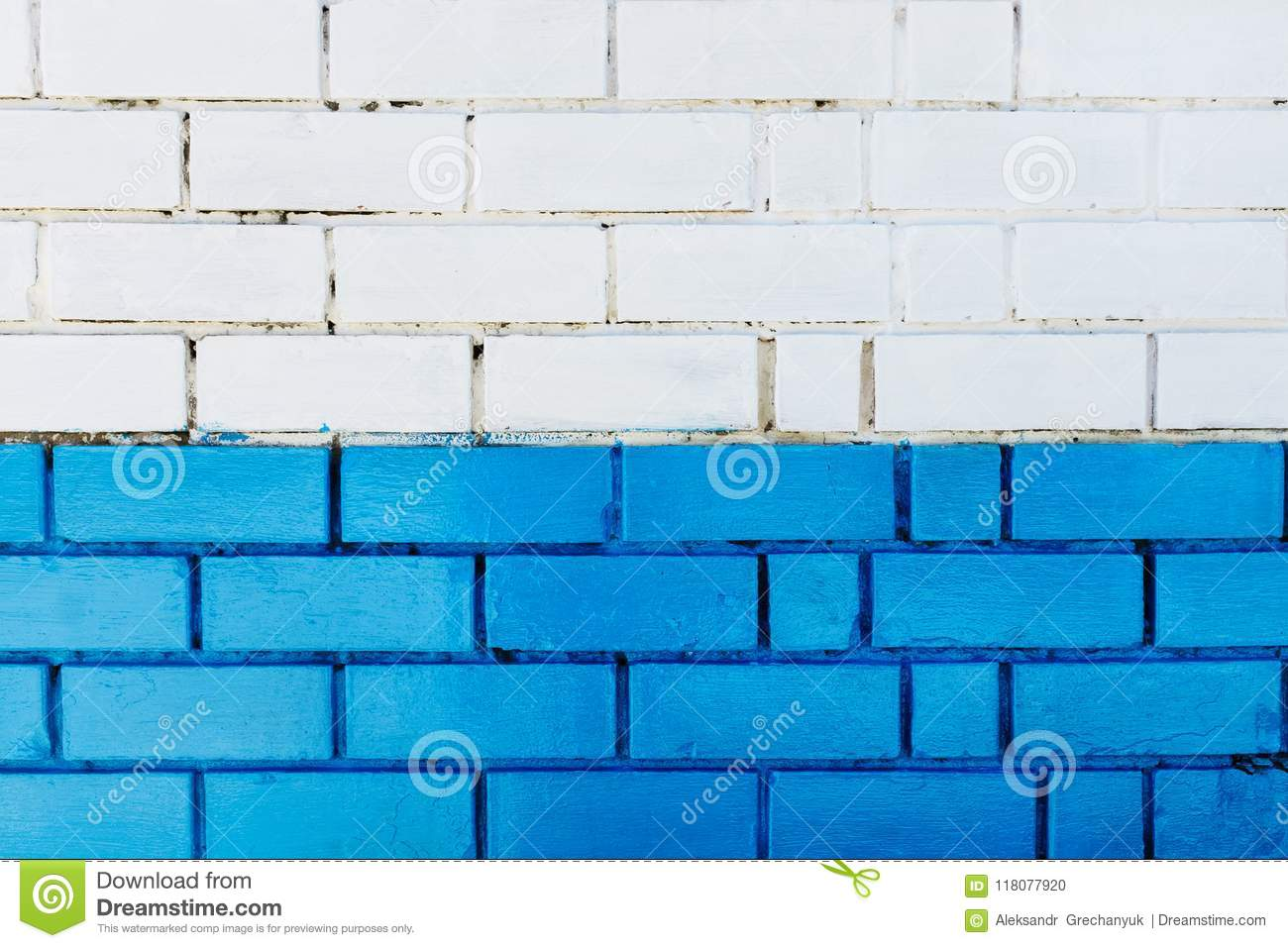 Abstract Vertical Modern Square White Brick Tile Wall Texture