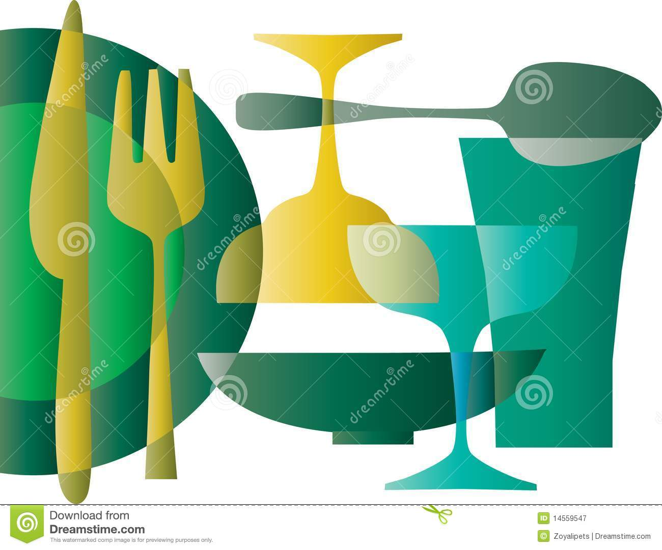 Kitchen Wallpaper Pattern - 1 Stock Vector - Illustration of ...